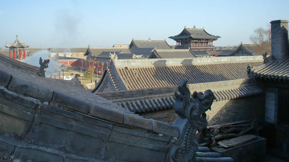 ShanXi-World-Heritage-Pingyao-Ancient-City